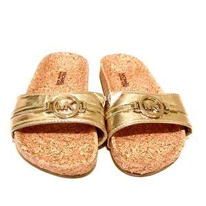 Michael Kors Signature sandals size 2